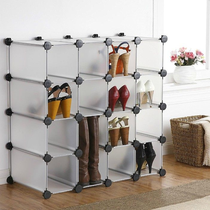 shoe storage 1 - 14 great ways to store your shoes