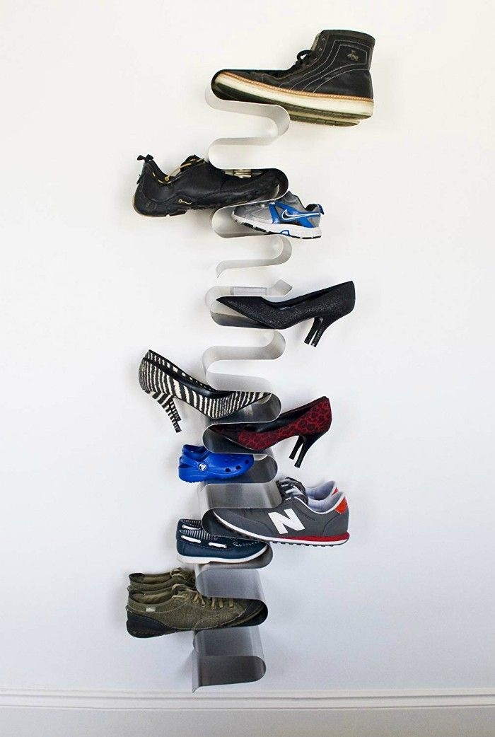shoe storage idea - 14 great ways to store your shoes