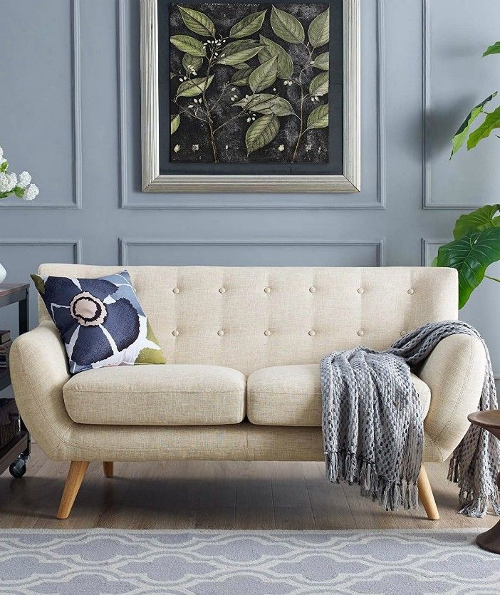 14 Stylish Loveseats For Small Space Dwellers And