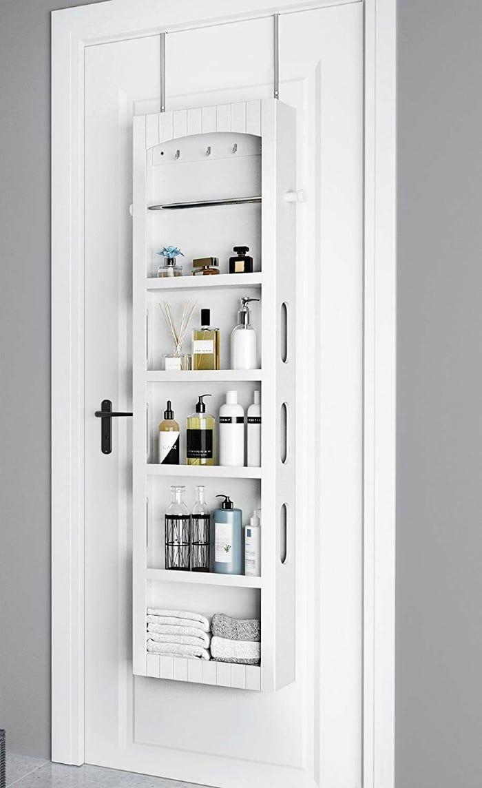 Bathroom Storage Cabinet  - 14 brilliant storage ideas for small spaces