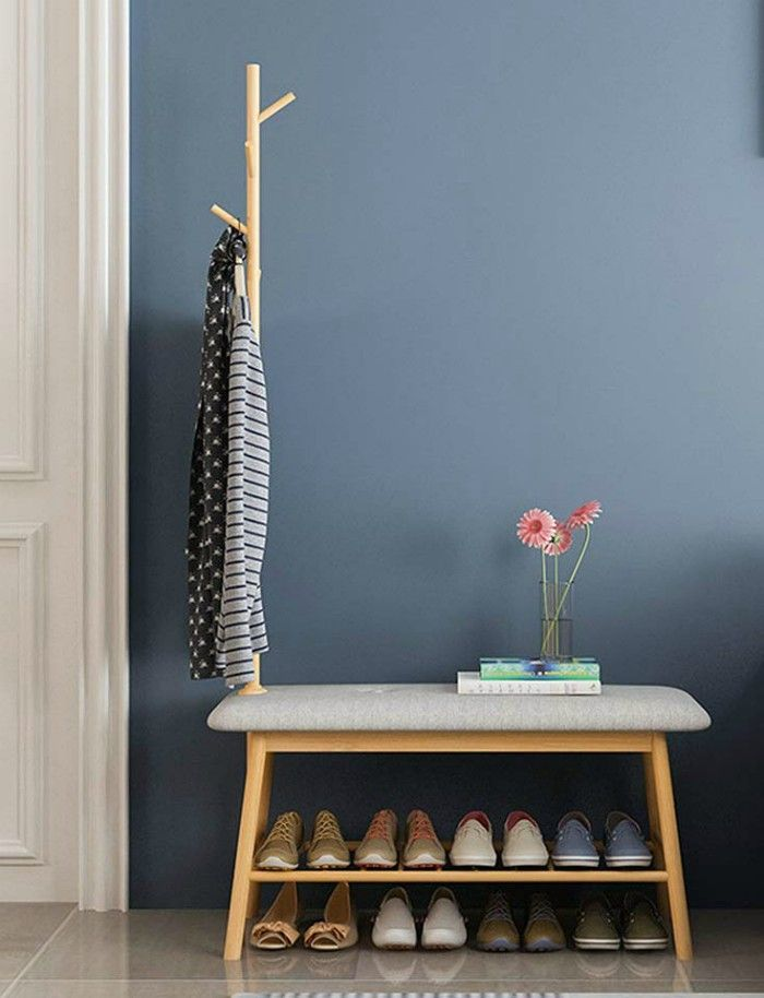 shoe bench 2 - 14 great ways to store your shoes