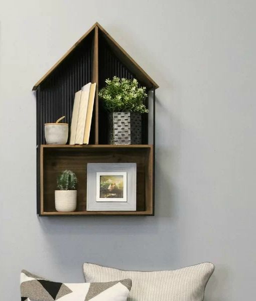 15 Beautiful Wall Shelves Ideas For Your Home Living In A Shoebox