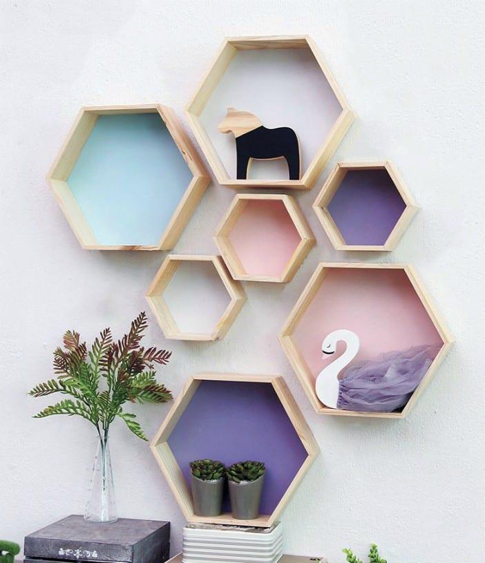 15 Beautiful Wall Shelves Ideas For