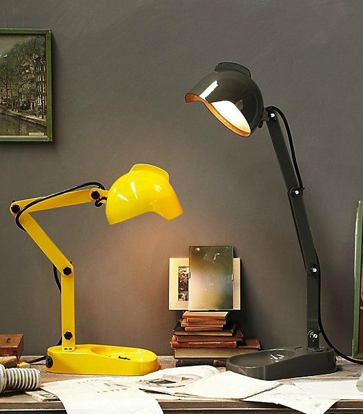 Diesel Collection Duii Table Lamp - 18 stylish desk lamps that will brighten your home office