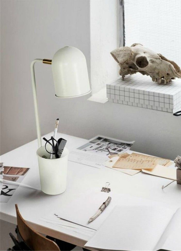 18 Stylish Desk Lamps That Will Brighten Your Home Office Living In A Shoebox