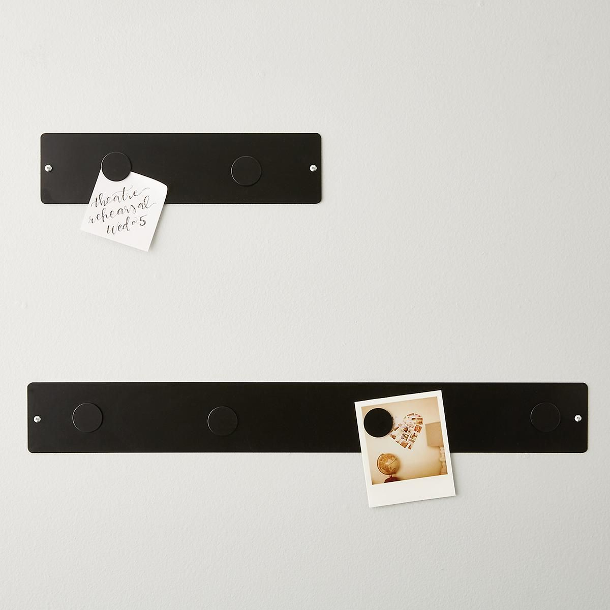 chunkie magnetic strip bla - These 20 photo display ideas will give your memories a stylish edge