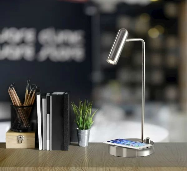 cleary lamp - 18 stylish desk lamps that will brighten your home office
