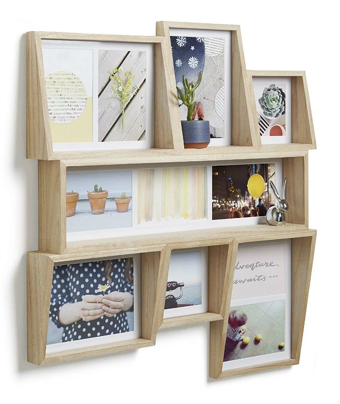 umbra edge - These 20 photo display ideas will give your memories a stylish edge