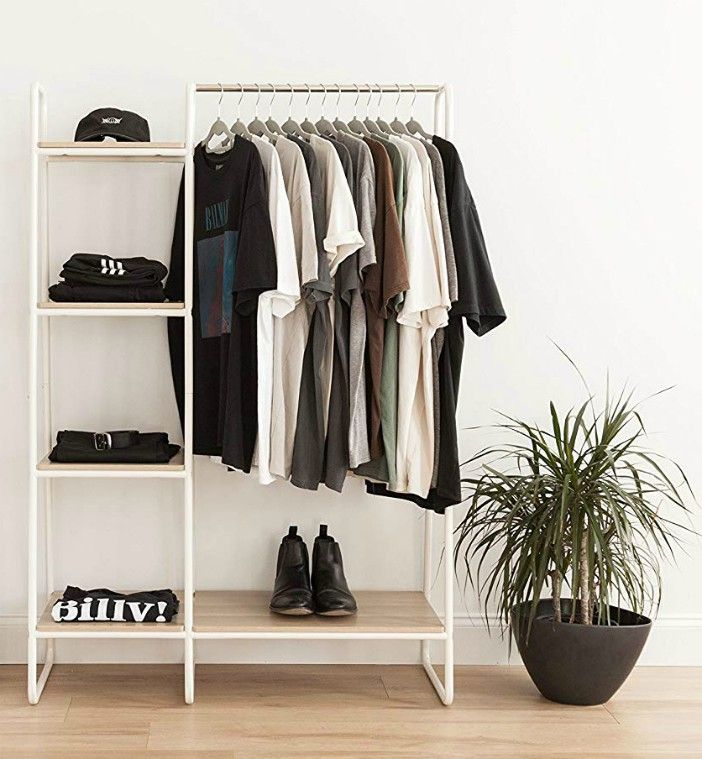 14 Clothes Racks That Store Your Garments In Style Living In A