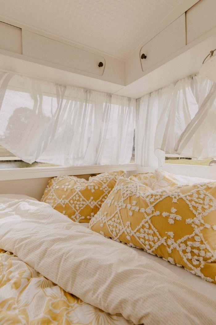 CederandSuede Bumblebee Lift 95 low res1 700x1050 - Creating a buzz: The Bumblebee caravan renovation