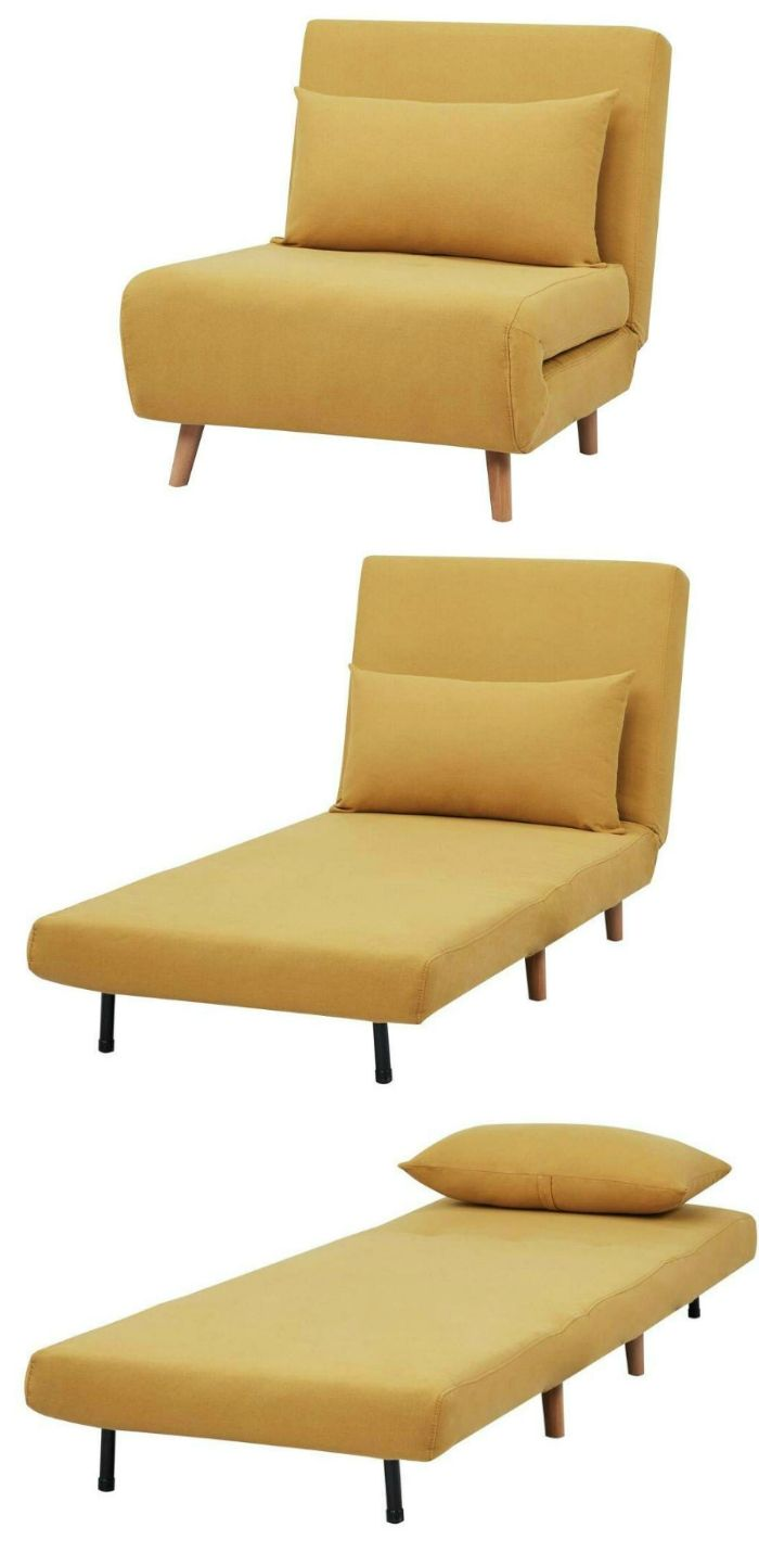 Ten Sleeper Chairs That Turn Any E