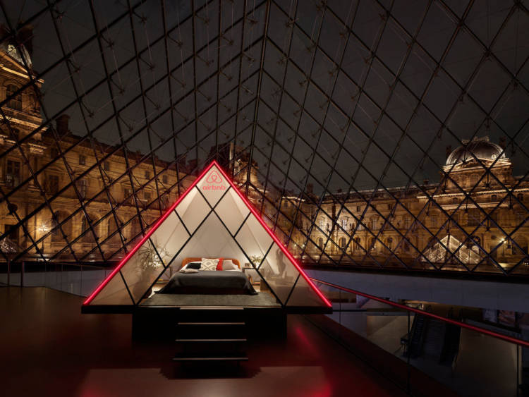 louvre - Win an overnight stay at the Louvre
