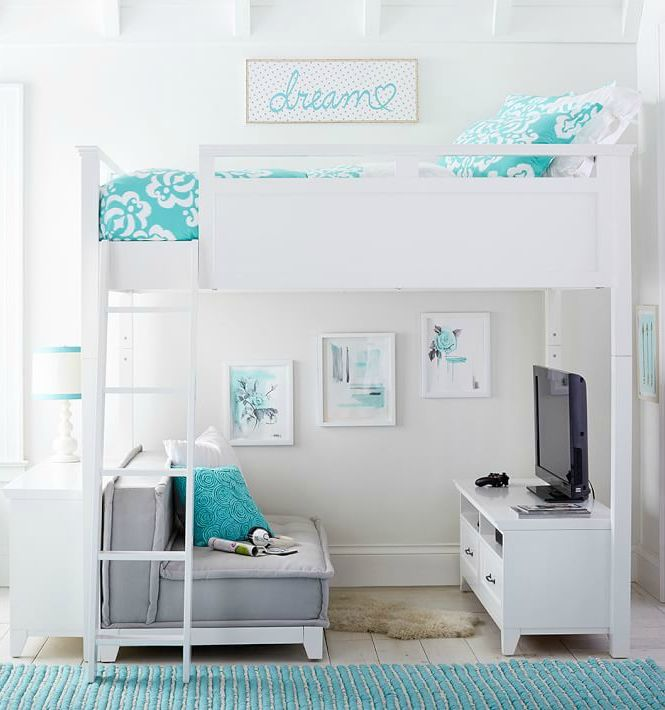 10 Brilliant Loft Beds That Make The Most Of Your Kid S Or Teenager S Room Living In A Shoebox