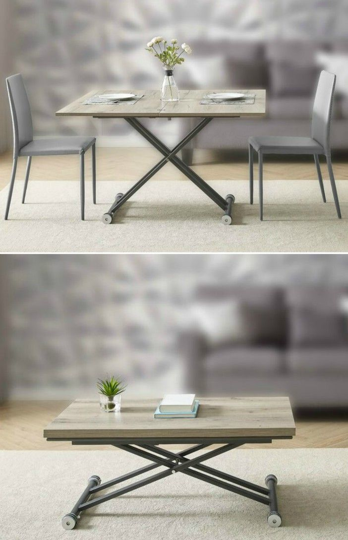 coffee dining table - These 12 dining tables are excellent solutions for small spaces