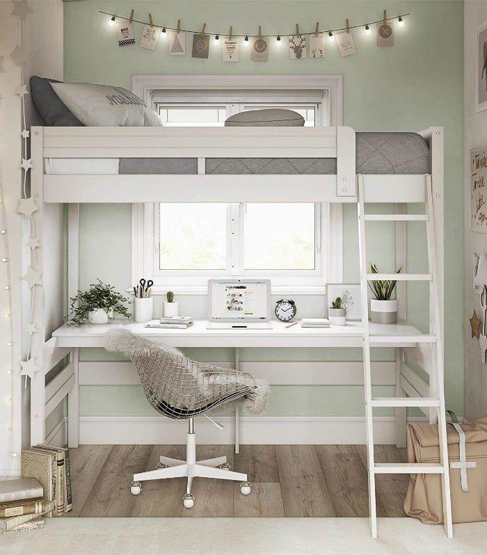10 Brilliant Loft Beds That Make The