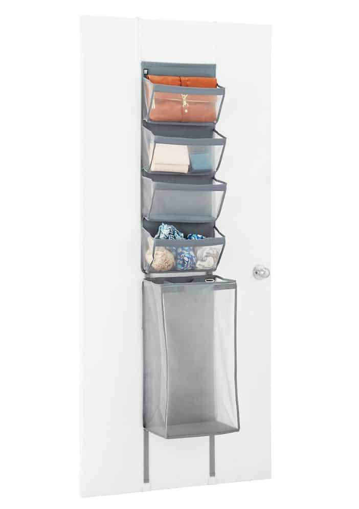 EnfoldOverdoorCloset Organiz - 20 brilliant ideas for organizing your closet