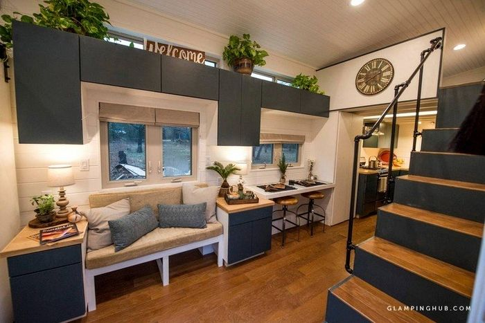 Beautiful Modern Tiny House for a Weekend Getaway in Waco Texas 4 - Try out tiny house living in these 18 beautiful holiday homes