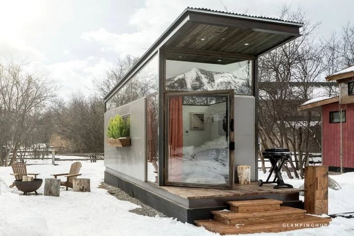 Extraordinary Tiny House Rental for Couples near Jackson Hole Wyoming 6 - Try out tiny house living in these 18 beautiful holiday homes