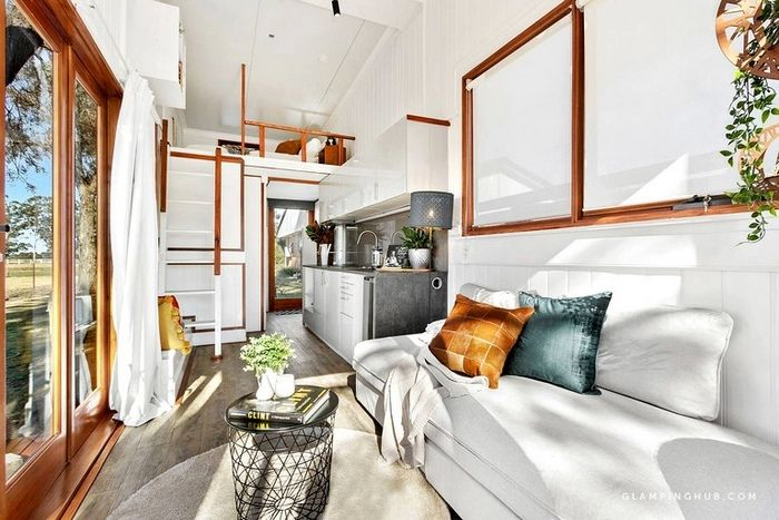 Fantastic Tiny House Rental for a Glamping Getaway near Sydney 2 - Try out tiny house living in these 18 beautiful holiday homes