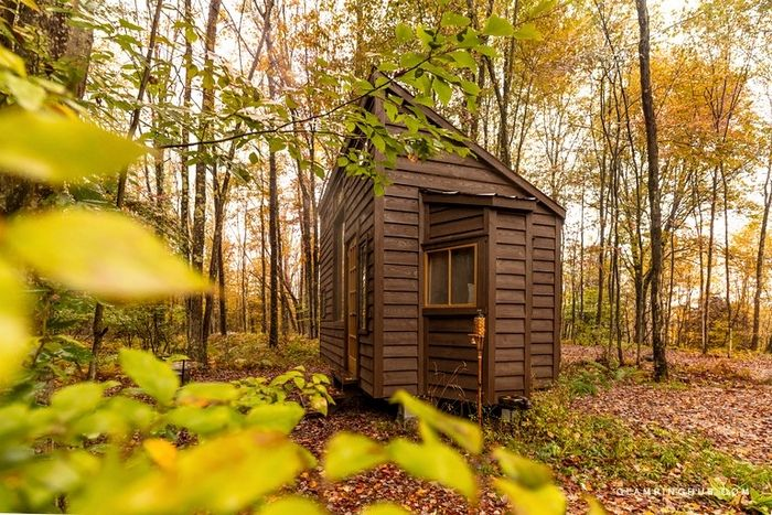 Quirky Tiny House Rental on a Charming Farm in Sullivan County New York 3 - Try out tiny house living in these 18 beautiful holiday homes