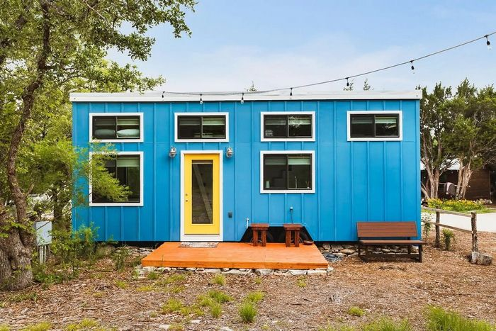 Tiny Homestead 2 - Try out tiny house living in these 18 beautiful holiday homes
