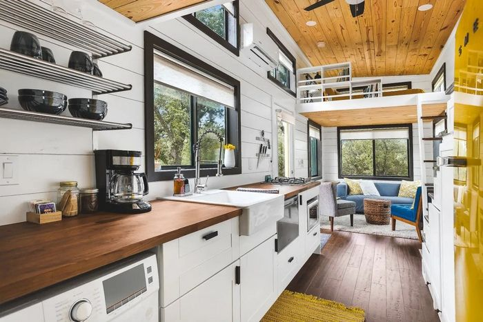 Tiny Homestead - Try out tiny house living in these 18 beautiful holiday homes