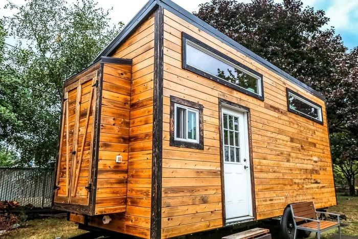 Tiny House The S'more 3 - Try out tiny house living in these 18 beautiful holiday homes