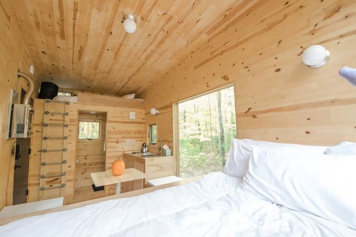 Tiny House by Off Grid Inn 3 - Try out tiny house living in these 18 beautiful holiday homes