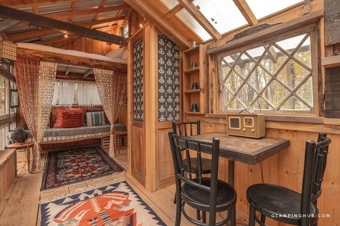 Tiny House in the Catskill Mountains 3 - Try out tiny house living in these 18 beautiful holiday homes