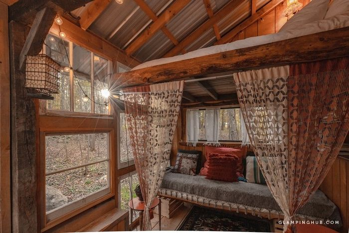 Tiny House in the Catskill Mountains 4 - Try out tiny house living in these 18 beautiful holiday homes