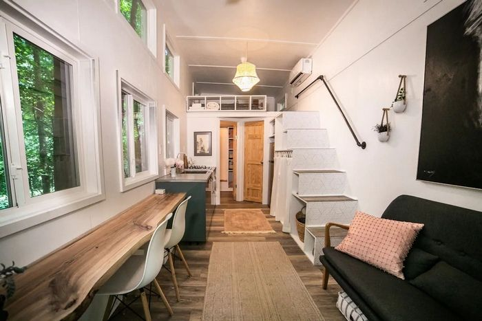 Tiny House on Little Road 3 - Try out tiny house living in these 18 beautiful holiday homes