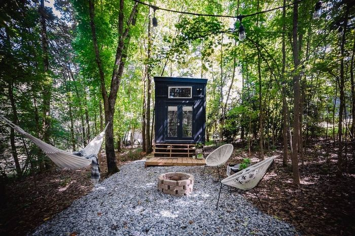 Tiny House on Little Road - Try out tiny house living in these 18 beautiful holiday homes