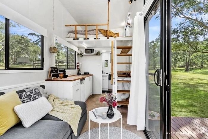 antastic Tiny House Rental for Unique Kangaroo Valley Accommodation 2 - Try out tiny house living in these 18 beautiful holiday homes
