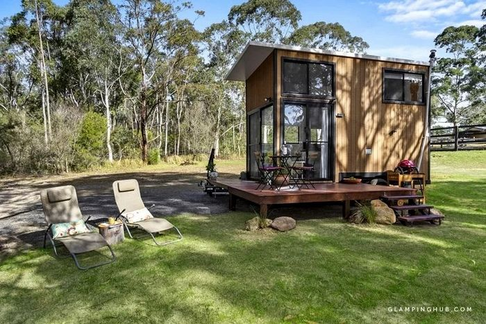 antastic Tiny House Rental for Unique Kangaroo Valley Accommodation - Try out tiny house living in these 18 beautiful holiday homes