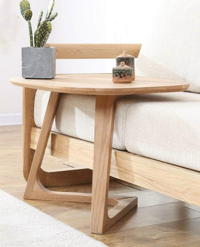 HPLL Side Table Side Table Solid Wood Creative Multifunction Stable Side Table Simple Modern Corner Coffee Table Space Saving Living Room Sofa Side Small Table - 20 gorgeous side and accent table ideas for your small space