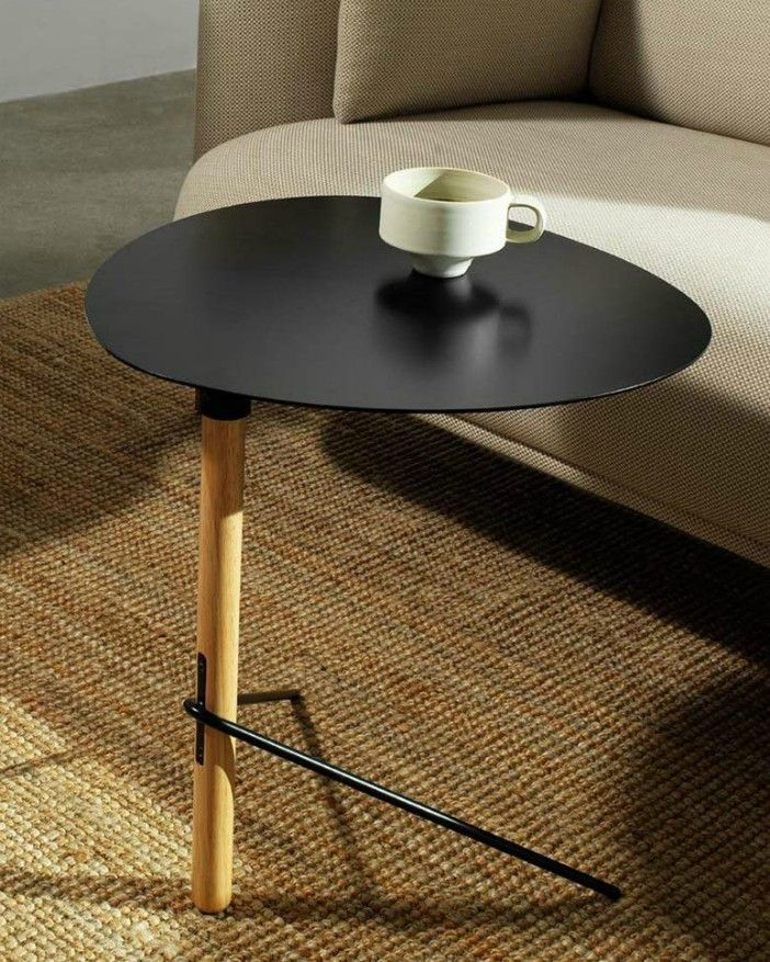 Modern Simplicity Side Table Metal Coffee Table Corner Table Balcony - 20 gorgeous side and accent table ideas for your small space