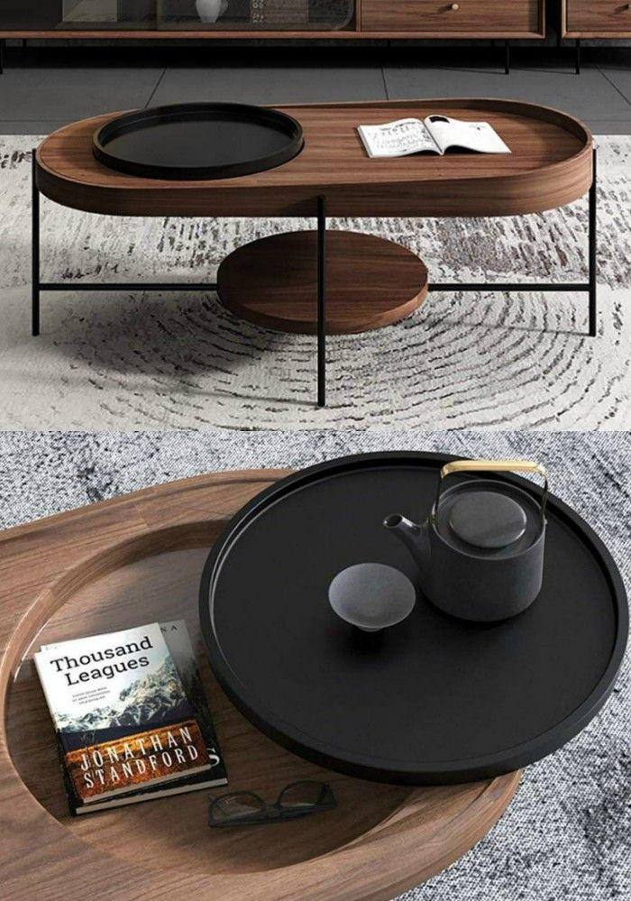 coffee table serving tray - 18 stunning coffee tables with built-in storage