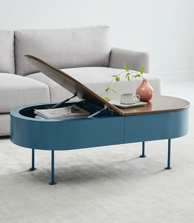 Coffee Tables With Built In Storage