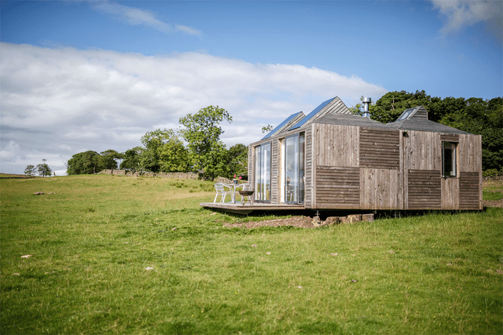 Brockloch Bothy - 12 cozy cabins to consider for your next vacation