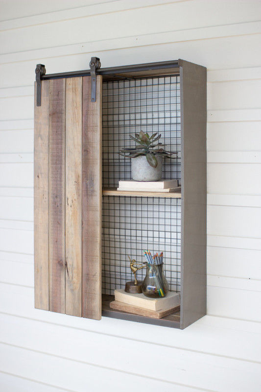 beach wood shelf - 20 floating shelves ideas that are sure to freshen up your walls