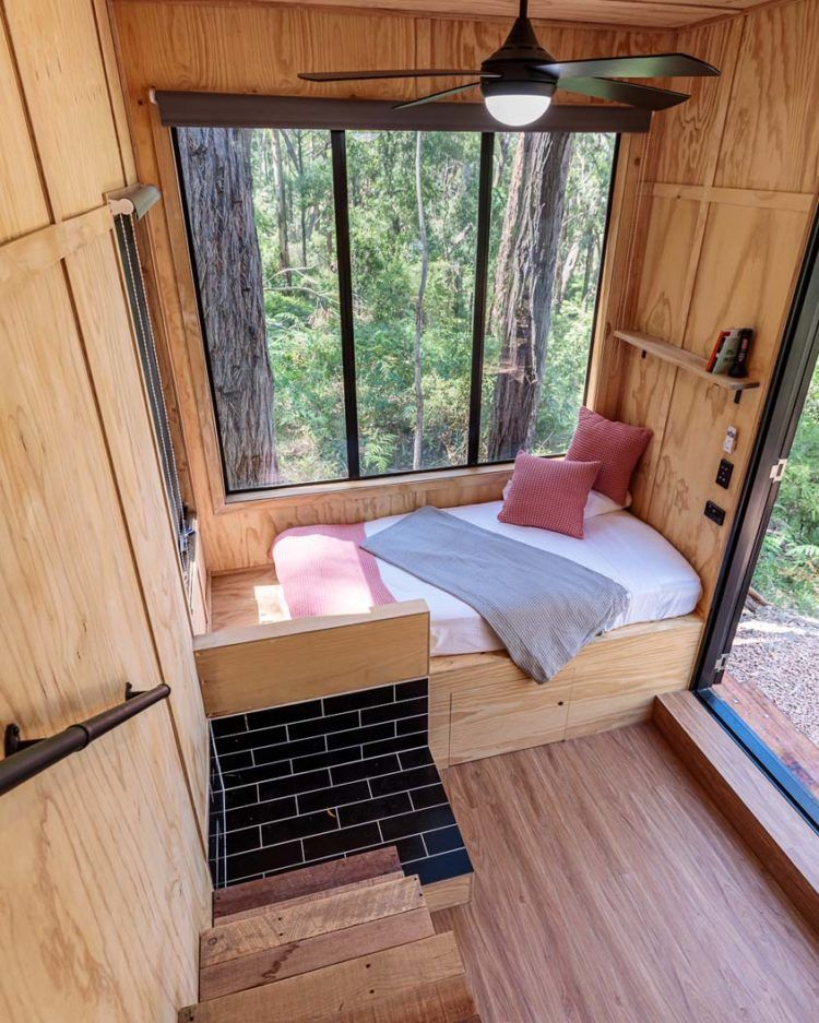 Allira cabin 2 - These tiny Aussie cabins offer a simpler way of life