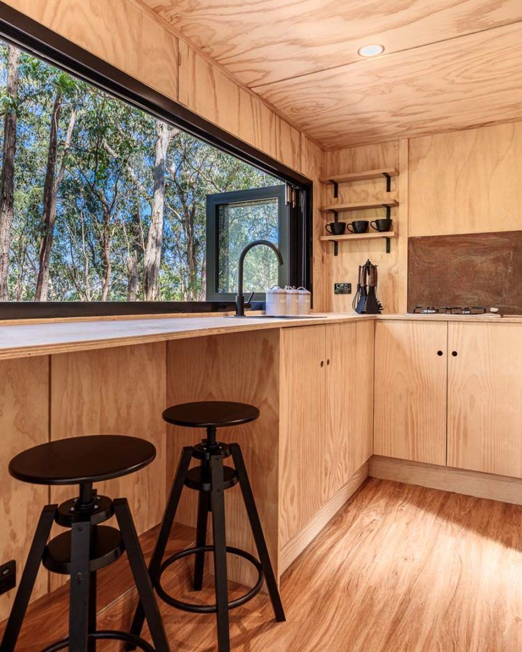 Allira cabin 5 - These tiny Aussie cabins offer a simpler way of life