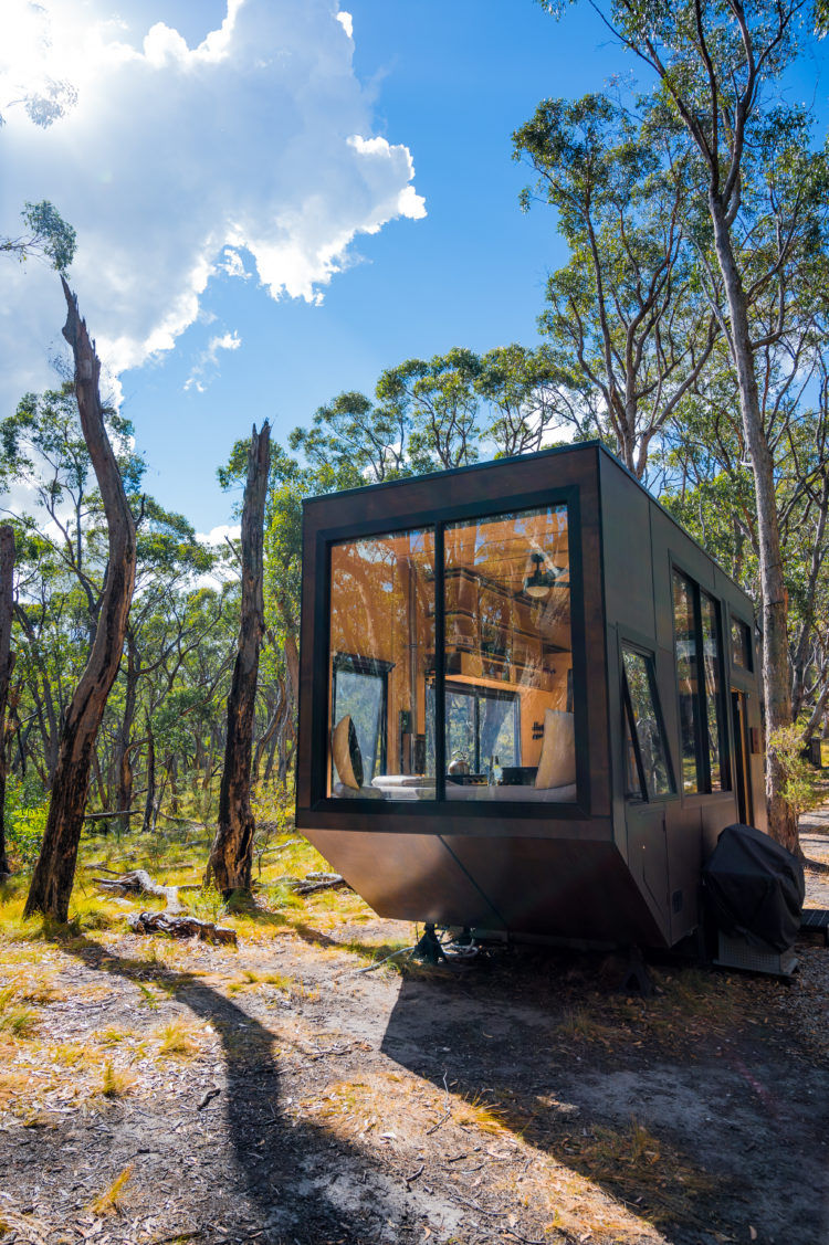 Jude 1 - These tiny Aussie cabins offer a simpler way of life