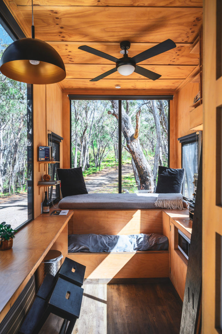 Jude 2 - These tiny Aussie cabins offer a simpler way of life