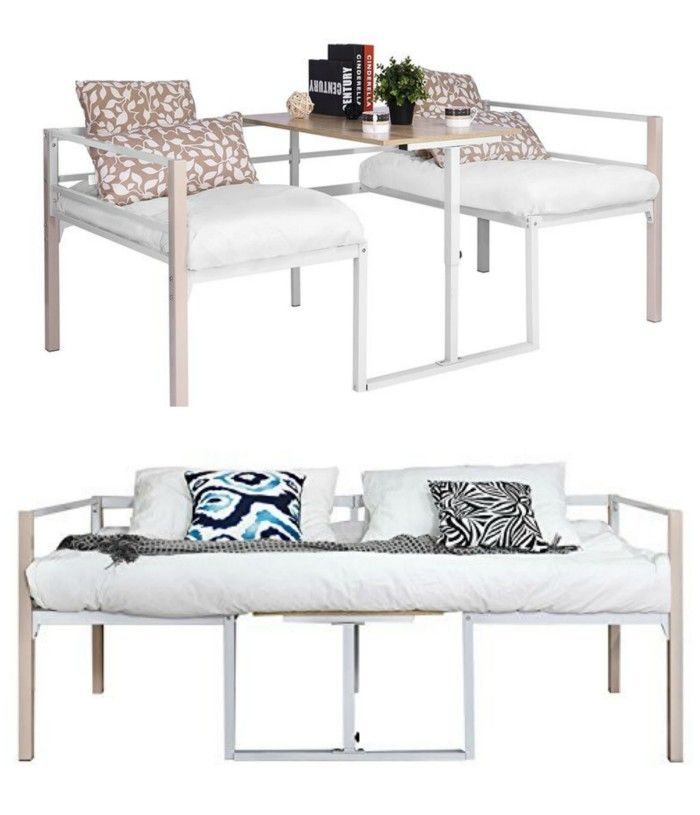 Stahl Twin Daybed - Nine daybeds that are brilliant solutions for small spaces