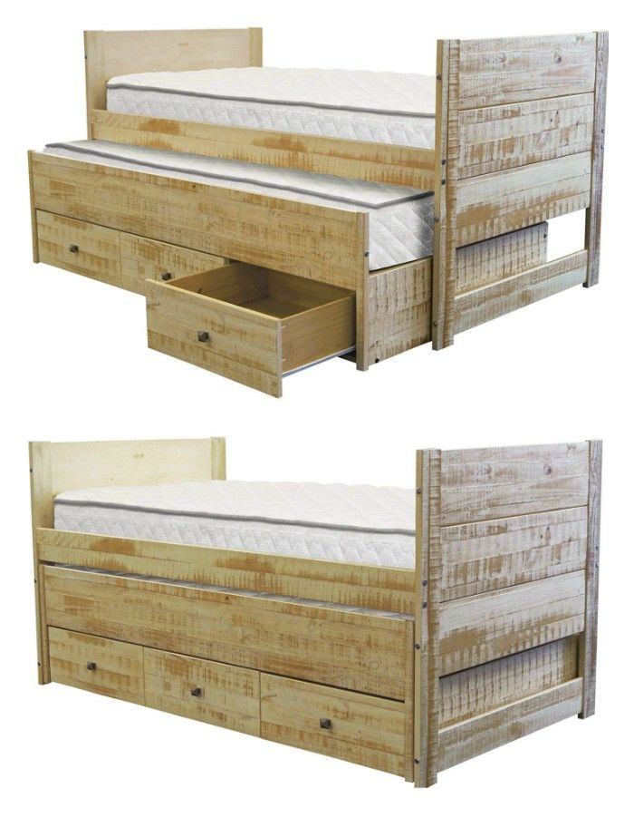 daybed drawers trundle - Nine daybeds that are brilliant solutions for small spaces