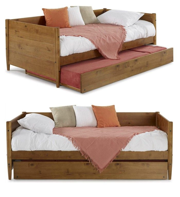daybed trundle - Nine daybeds that are brilliant solutions for small spaces