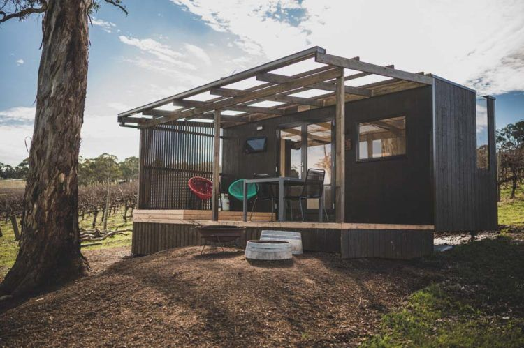 georgia cabin 1 - These tiny Aussie cabins offer a simpler way of life