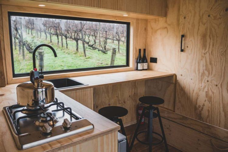 georgia cabin 2 - These tiny Aussie cabins offer a simpler way of life