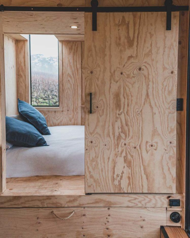 georgia cabin 3 - These tiny Aussie cabins offer a simpler way of life